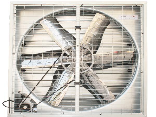 Quạt thông gió công nghiệp-truyền  trực tiếp SHRV-400