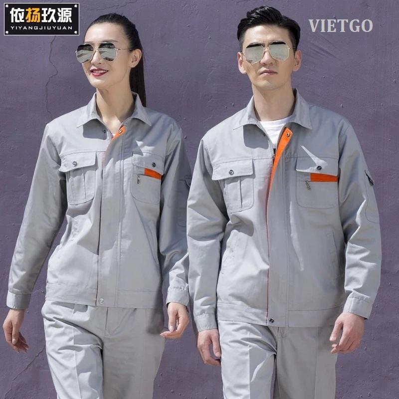 Quần áo bhld A005
