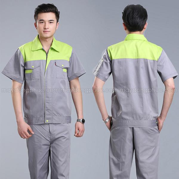 Quần áo bhld A006