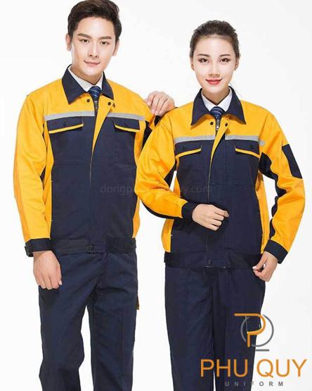 Quần áo bhld A007