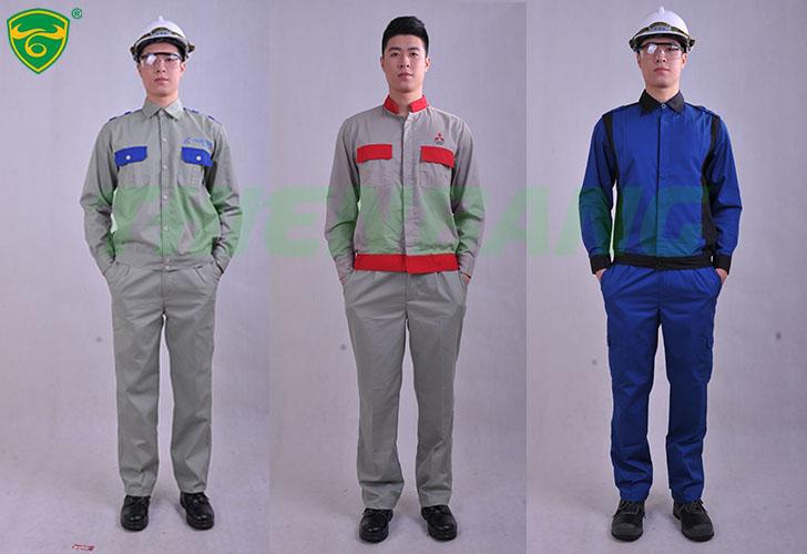 Quần áo bhld A009