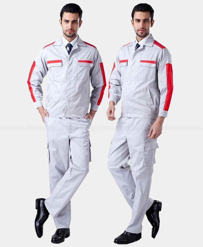 Quần áo bhld A016