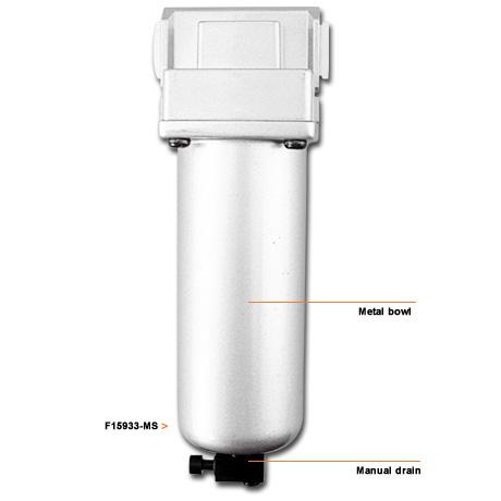 Bộ lọc khí GROZ F17643