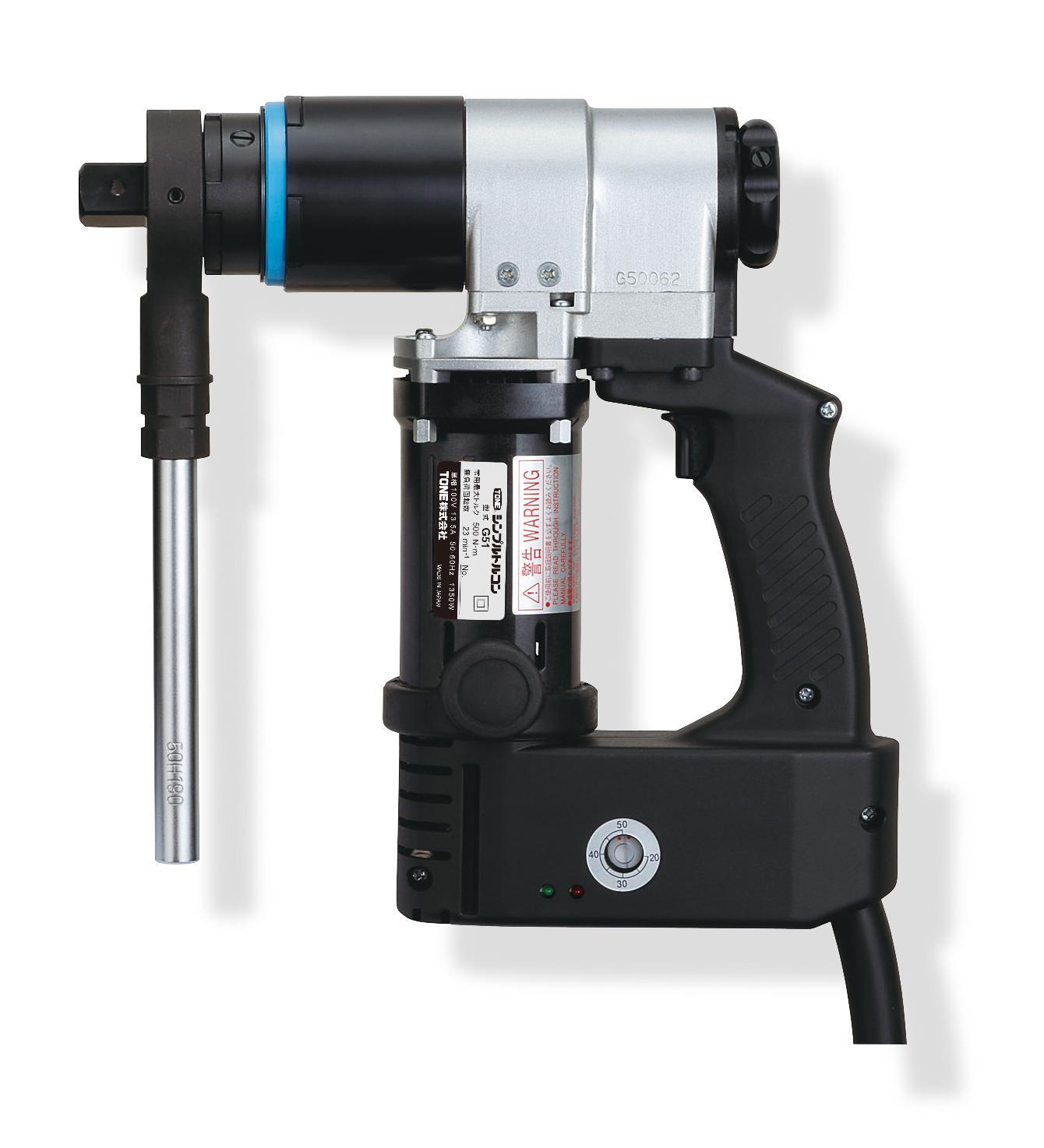 Súng siết lực bằng điện TONE 3/4 inch GST51T và GST52T