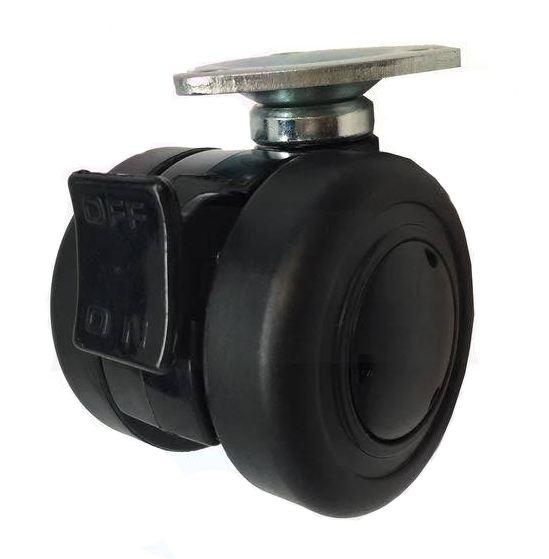 Bánh xe nội thất động có khóa BWP-50BN